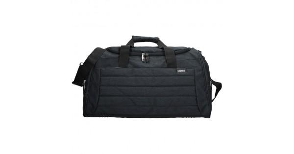 Cestovní taška Enrico Benetti Edgar - černá 20dfd8770f