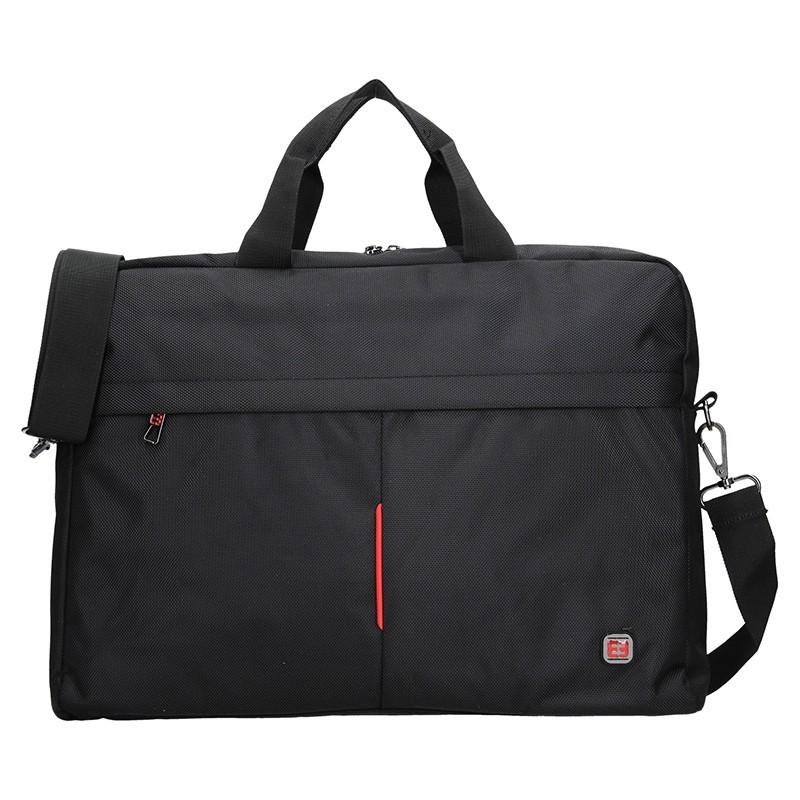 Pánská taška přes rameno Enrico Benetti Lopes - černá