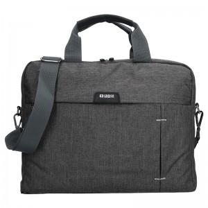 Pánská taška přes rameno Enrico Benetti Oktavius - šedá