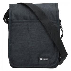 Pánská taška na doklady Enrico Benetti Niels - černá