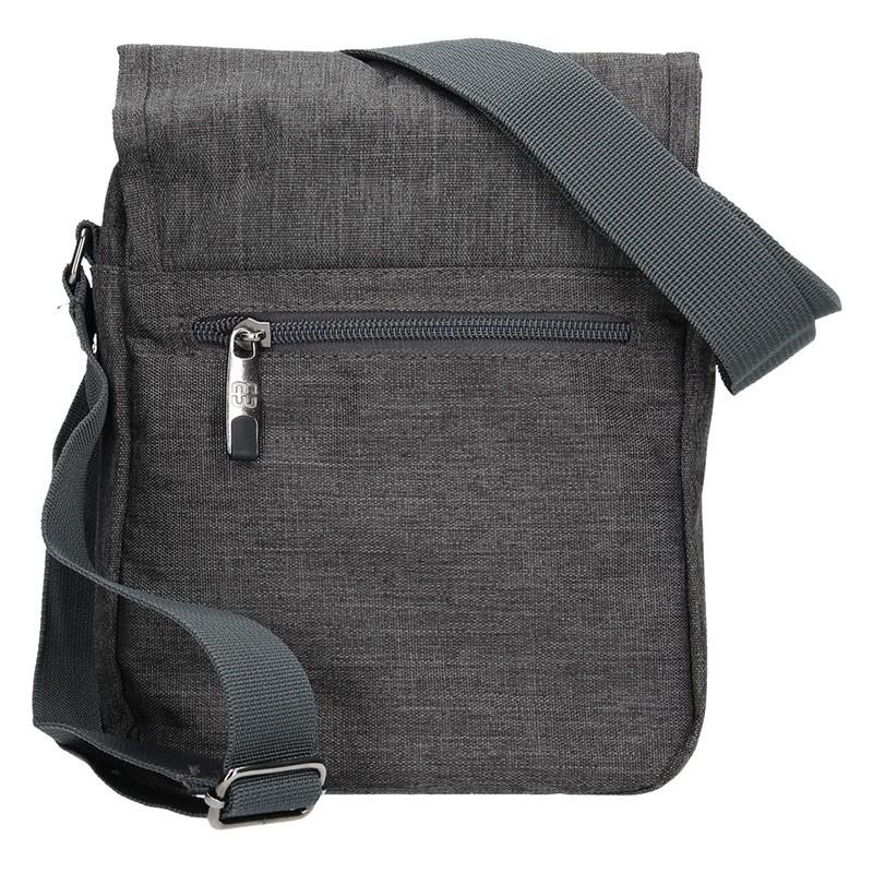 Pánská taška na doklady Enrico Benetti Niels - šedá