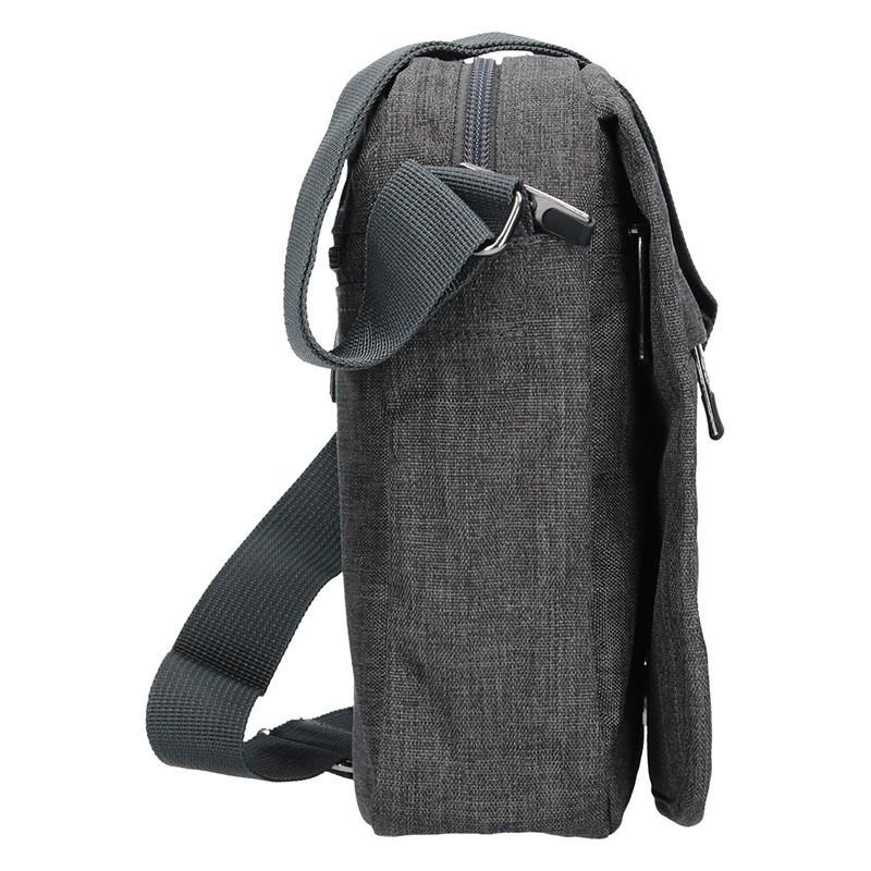 Pánská taška na doklady Enrico Benetti Mojmír - šedá