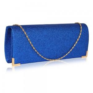 Dámské psaníčko LS Fashion Mollie - modrá