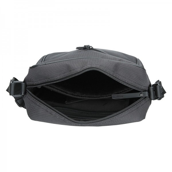 Pánská taška přes rameno Bugatti Loris - šedá