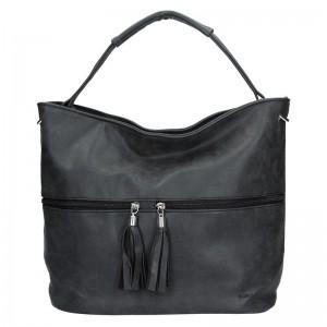 Dámská kabelka Double D - černá