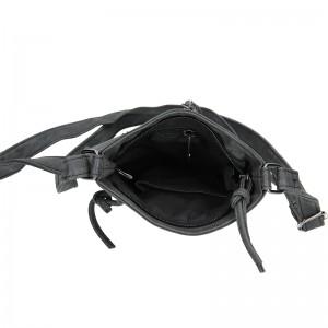 Dámská crossbody kabelka Enrico Benetti 66240 - černá