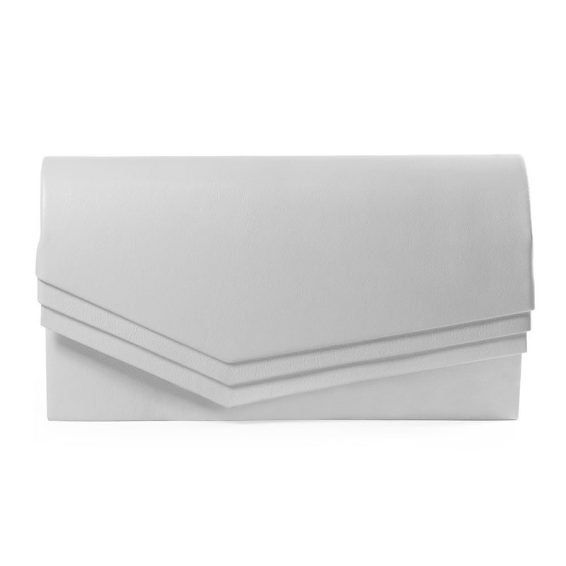 c13e6075d9 Elegantní dámské psaníčko Hannah - bílá. 570 Kč