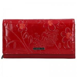 Dámská peněženka Cavaldi Miriam - červená