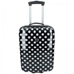 Palubní cestovní kufr Medisson Amanda - černá