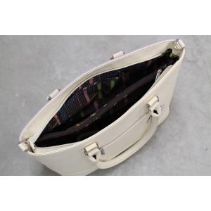... Dámská kabelka Doca 11976 - béžovo-fialová 1b11143e2e