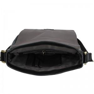 Pánská taška přes rameno Bugatti Tocco - černá