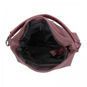 Dámská kabelka Carine 161 - vínová