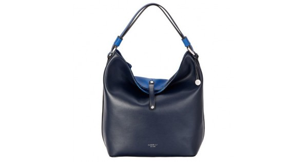 d96324fc1d Elegantní dámská kabelka Fiorelli NINA - modrá