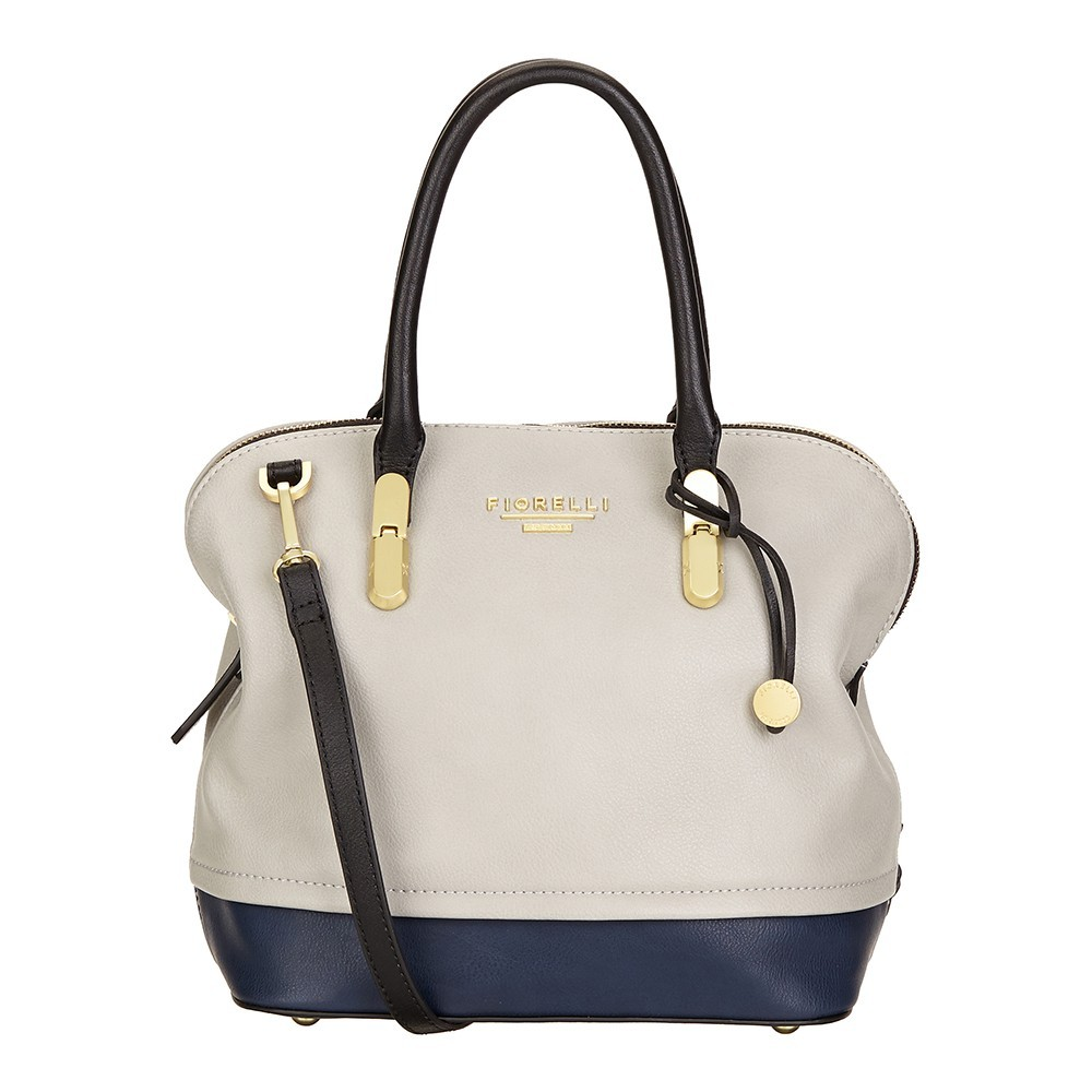 Elegantní dámská kabelka Fiorelli EMME - šedá 11b6cf5f49a