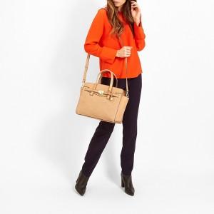 Elegantní dámská kabelka Fiorelli LUELLA - karamelová