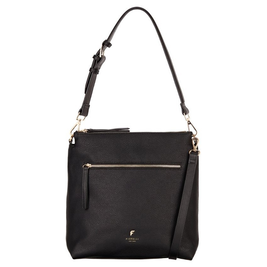 Elegantní dámská kabelka Fiorelli ELLIOT - černá
