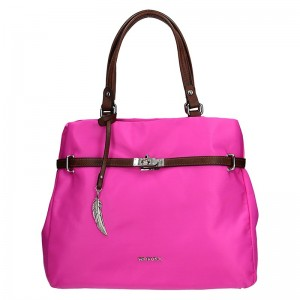 Dámská kabelka Waipuna Mia - růžová
