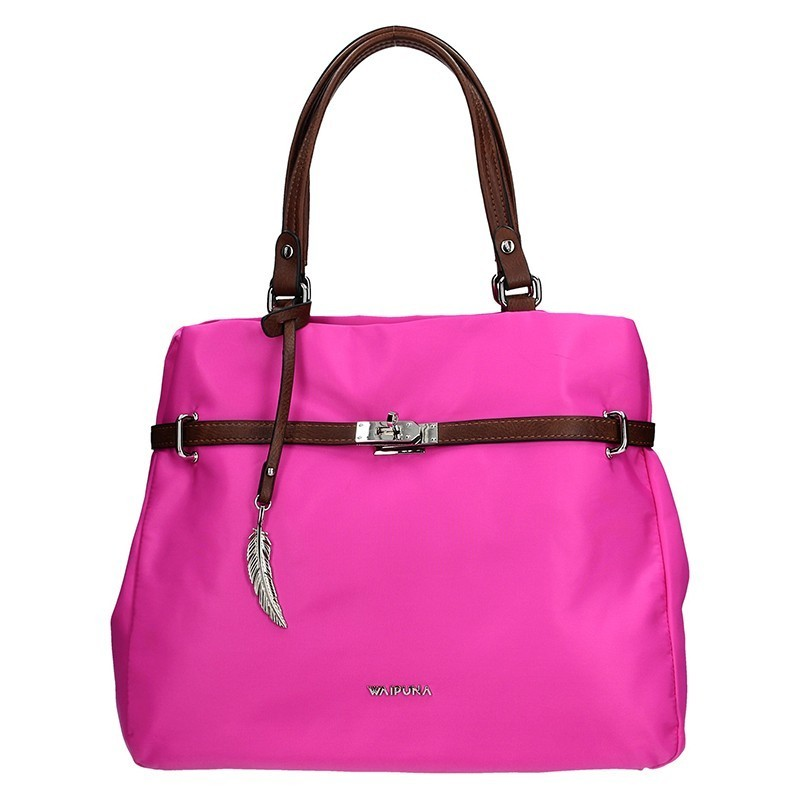 2bae0be2f Dámská kabelka Waipuna Mia - růžová