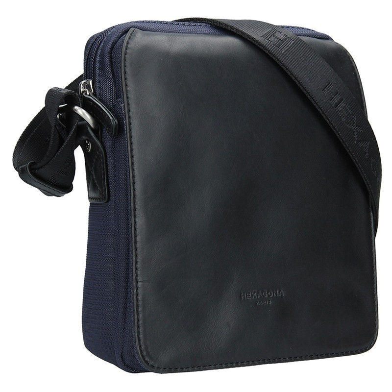 Pánská taška přes rameno Hexagona 299162 - černá