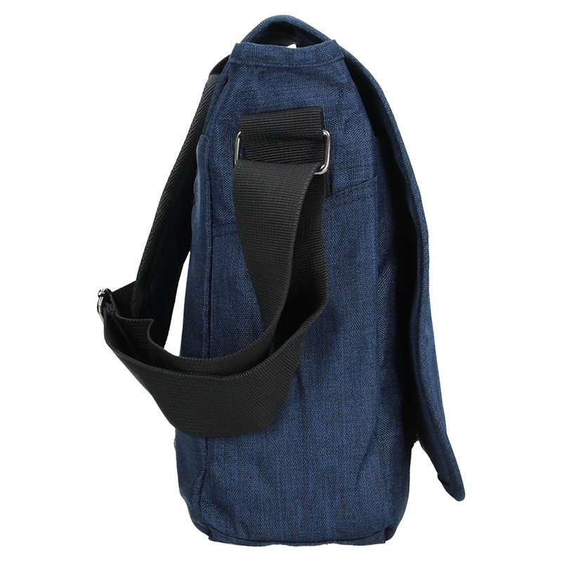 Pánská taška přes rameno Enrico Benetti Koplen - černá