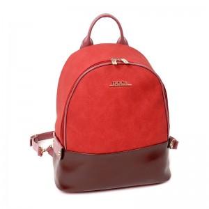Dámský batůžek Doca 13003 - červená