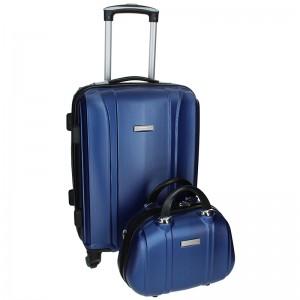 Sada dvou cestovních kufrů Madisson Spice - modrá