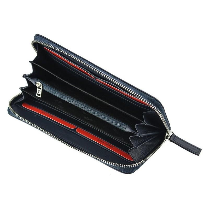 Dámská peněženka Pierre Cardin Anastasia - černá