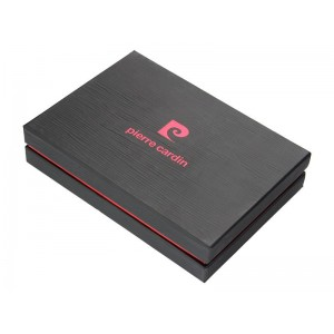 Dámská kožená peněženka Pierre Cardin Hanna - černá