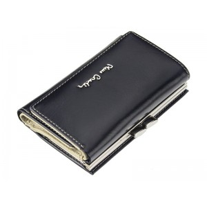 Dámská kožená peněženka Pierre Cardin Linda - červená