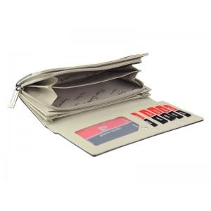 Dámská kožená peněženka Pierre Cardin Brenda - černá