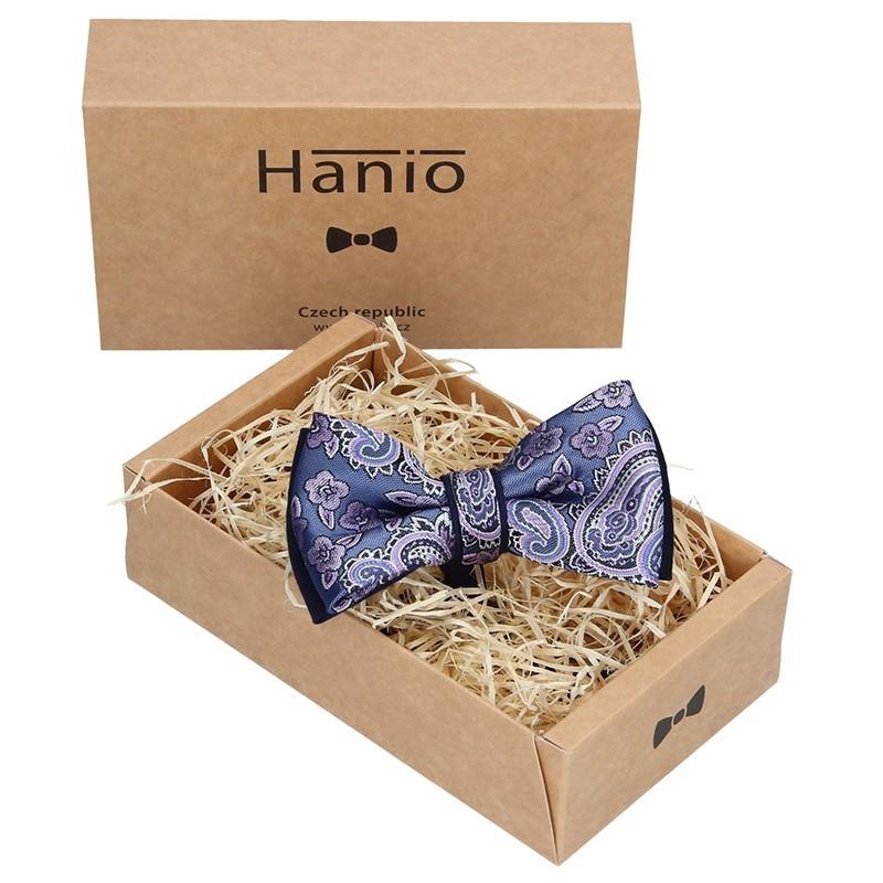 Pánský motýlek Hanio Borg