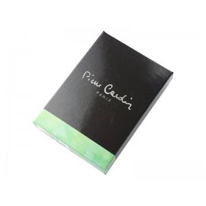 Dámská kožená peněženka Pierre Cardin Molna - červená