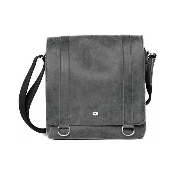 Pánská taška Daag JAZZY RISK 27 GIBRALTAR - černo-šedá