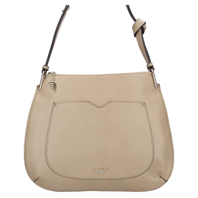 Elegantní dámská kabelka Fiorelli Renat - béžová b9bd0ee23bf