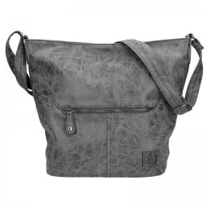 Dámská kabelka Enrico Benetti 66184 - šedá