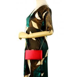Dámské psaníčko LS Fashion Holly - zlatá