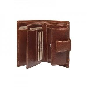 Pánská kožená peněženka Lagen Apolo - černá