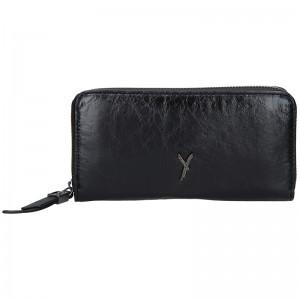 Dámská kožená peněženka Pierre Cardin Eva - červená