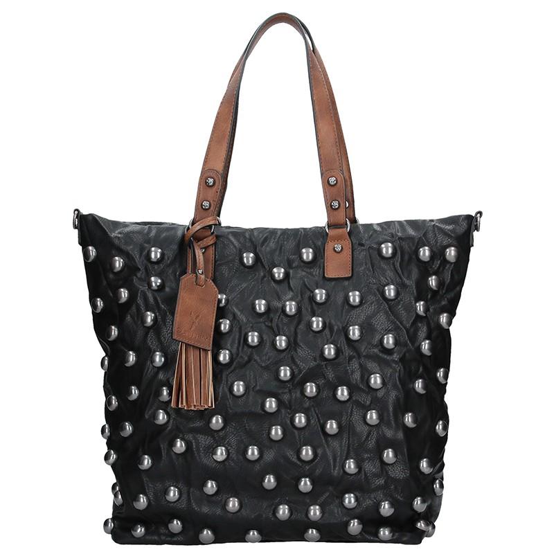 Trendy dámská kabelka Suri Frei Paula - černá 7e4115e6a5