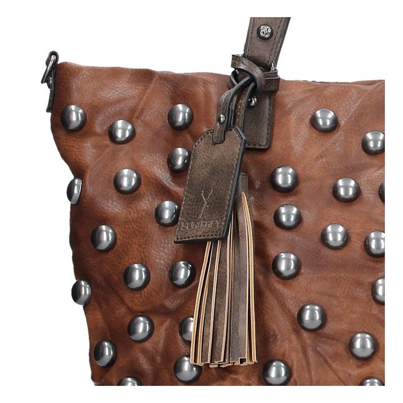 Trendy dámská kabelka Suri Frei Paula - černá