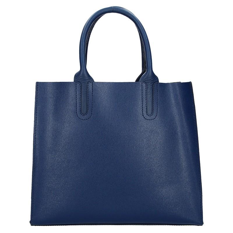 Dámská kožená kabelka Facebag Monarchy - vínová