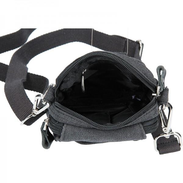 Pánská taška Katana Falcon - černá