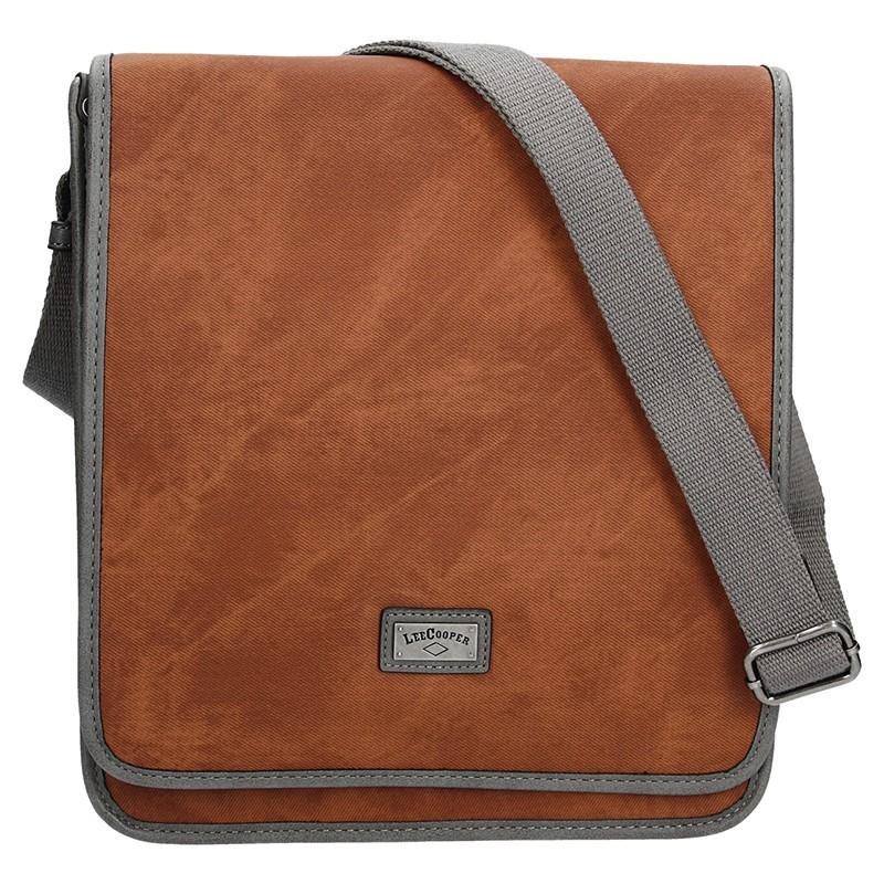 01bf5ed440e69 Panská taška na doklady Lee Cooper Noah - černá. Panská taška na doklady Lee  Cooper Noah - černá Přiblížit