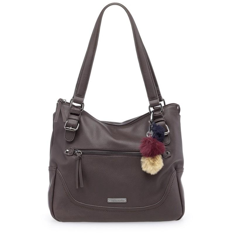9ccdf6afe833 Dámská kabelka Tamaris Mai Shopping Bag - černá. Dámská kabelka Tamaris Mai  Shopping Bag - černá Přiblížit