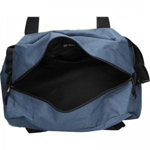 Sportovní taška přes rameno New Rebels Boby - modrá