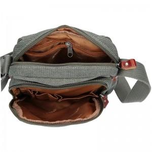 Pánská taška Katana Olson - hnědá