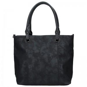 Trendy dámská kabelka D II SKY 8596 - hnědá