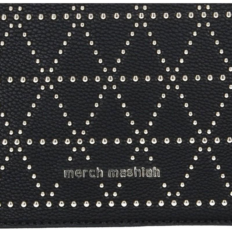 Dámská crossbody kabelka Merch Mashiah Laura - černá