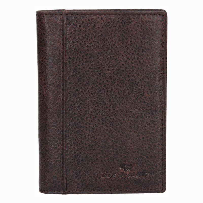 Pánská kožená peněženka Gil Holsters G317444 - černá