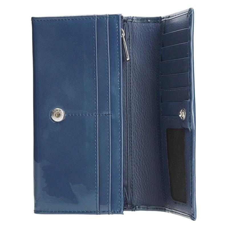 Dámská kožená peněženka Lagen Alexia - červená